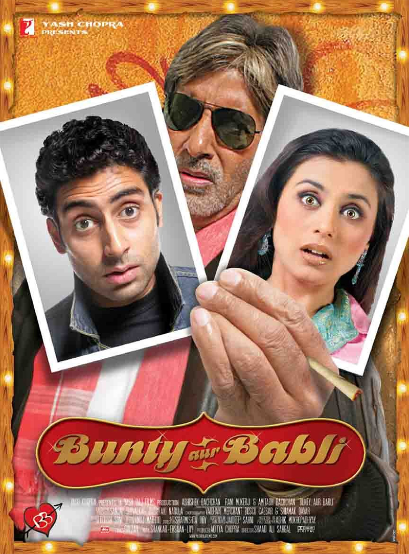 bunty aur babli poster
