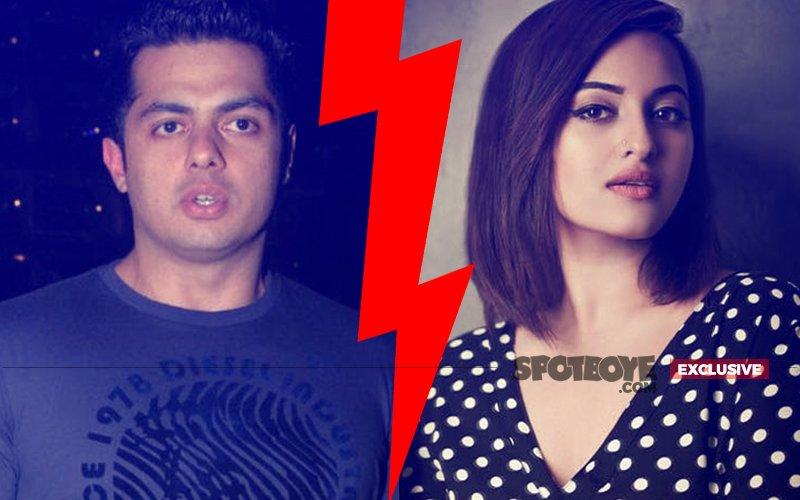 It's Official! Sonakshi Sinha & Boyfriend Bunty Sajdeh Have Split