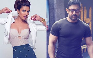 Will Priyanka Chopra Play Aamir Khan's Wife In Astronaut Rakesh Sharma's Biopic?