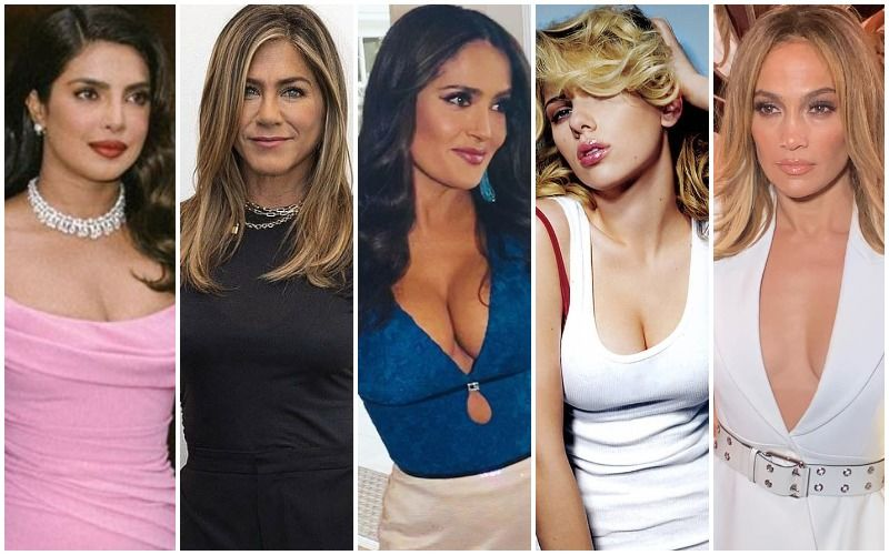 BEST DRESSED & WORST DRESSED AT The Golden Globes 2020: Priyanka Chopra, Jennifer Aniston, Salma Hayek, Scarlett Johansson Or Jennifer Lopez?