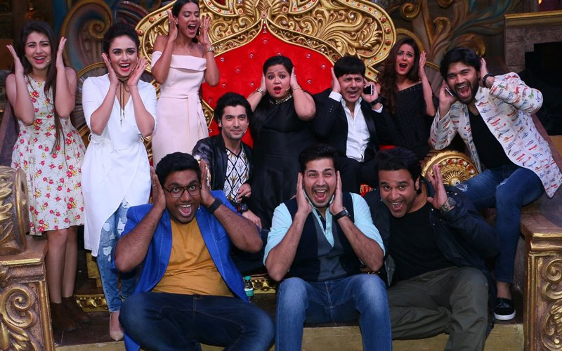TV SHOW REVIEW: Why So Much Of Toilet Humour in Comedy Nights Bachao Taaza Despite Of The Fresh Starry Cast?