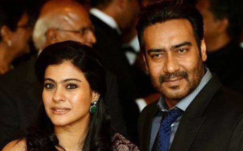 MASALA SHOTS: Ajay-Kajol to work together again. Oh Nooo!