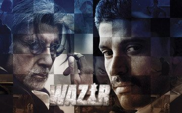 Wazir Day One Box-Office Collection