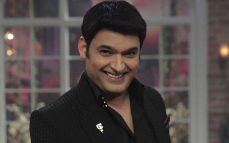 Kapil Sharma shoots his last episode of Comedy Nights tonight