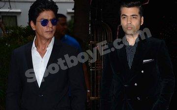 "WTF! Shah Rukh calls KJo ""G** Ma*******"""