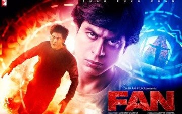 Shah Rukh reveals his dark side in the latest Fan poster