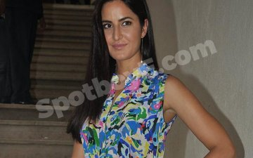 Guess how Katrina celebrated Sultan's success!