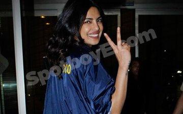 Priyanka takes off for The States, Quantico season 2 beckons