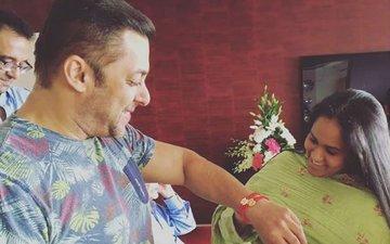 Salman's Khan-tastic Raksha Bandhan!