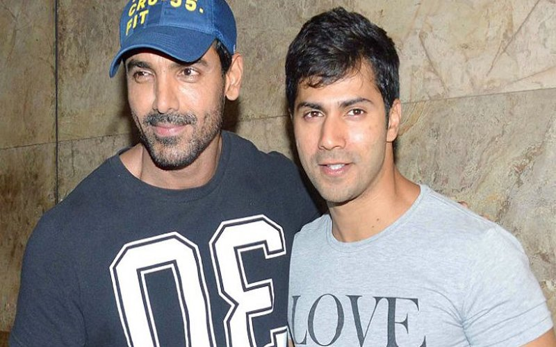 Varun reveals facts about John's 'gory' video