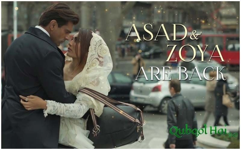 Qubool Hai 2.0 Teaser And Release Date OUT: Karan Singh Grover And Surbhi Jyoti Return As Asad And Zoya; Fans Go Gaga Over The First Glimpses
