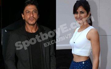 Katrina pays late-night visit to Shah Rukh