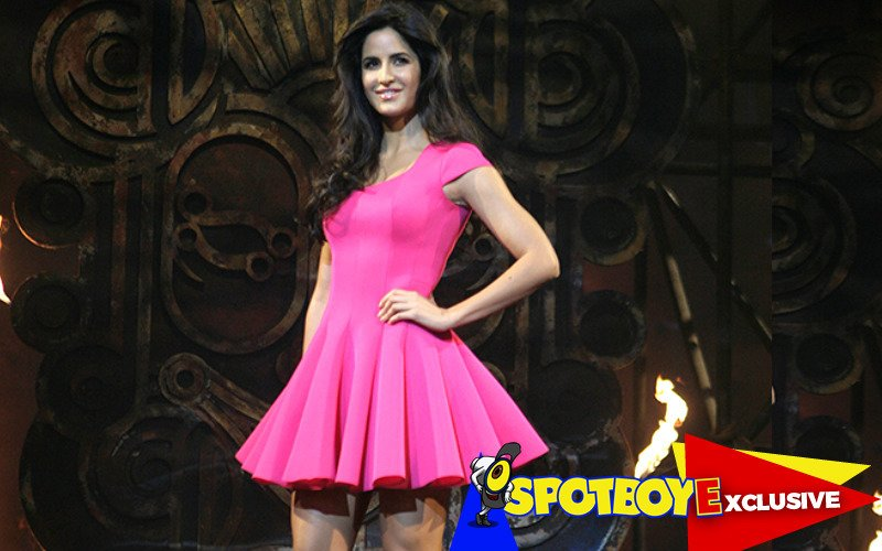 Katrina braces up for Don 3 and Kabir's next