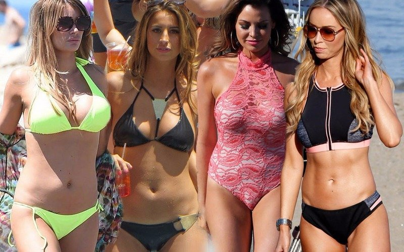 Top Five Hollywood Bikini Scenes (2010 - 2015)
