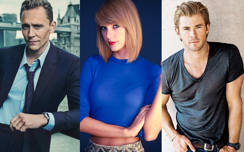 Thor approves of Loki's romance with Taylor Swift