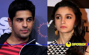 Trouble in Alia and Sidharth's paradise?
