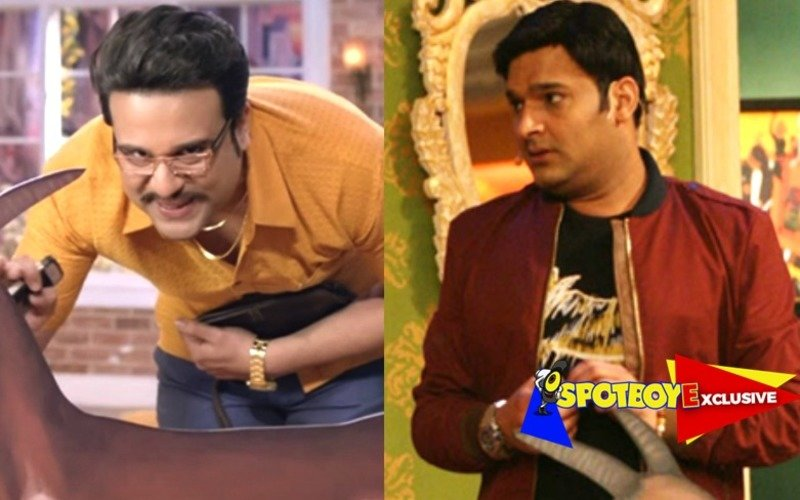 Kapil Sharma felt insecure and ran away from the battlefield