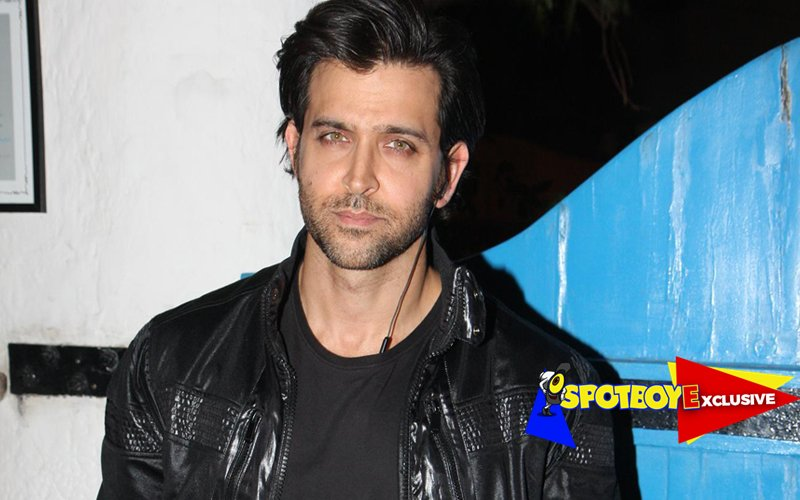 In denial AGAIN! Hrithik claims he didn't receive legal notice over his Pope tweet