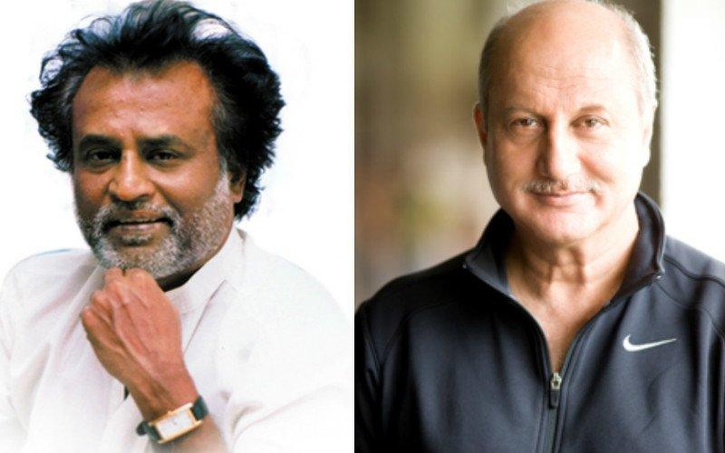 Padma Vibhushan for Rajnikanth, Padma Bhushan for Anupam