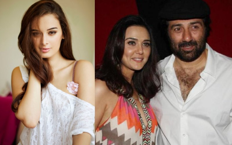 Video: Evelyn Sharma leaves Sunny Deol-Preity Zinta's Bhaiyyaji Superhitt