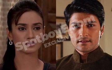 Anas Rashid gives the royal snub to his ex-lover Rati Pandey