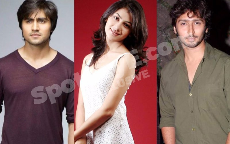 TV gal Sriti Jha dating her ex-boyfriend Harshad's best friend Kunal!
