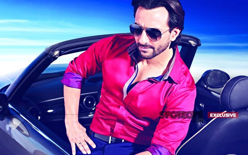 Casanova Land Is Saif Ali Khan's Latest Catch!