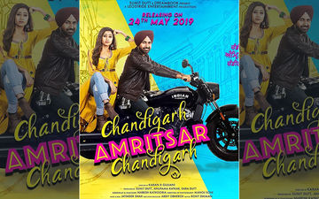 Chandigarh - Amritsar - Chandigarh: Sargun Mehta Stuns the Entire Cast and Crew With This Act