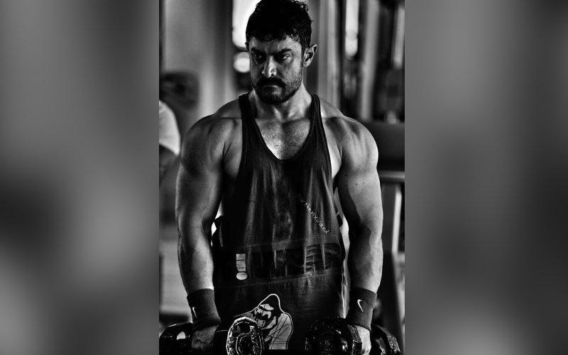 Here's how Aamir Khan will look as the young Mahavir Singh Phogat