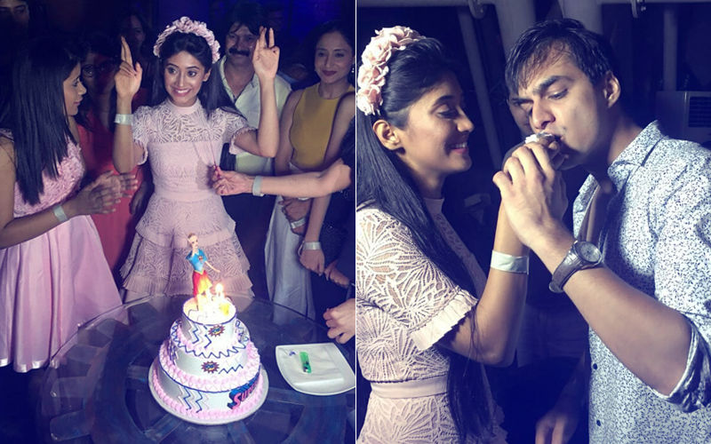 Inside Pics: Look How Shivangi Joshi Celebrated Her Birthday With Boyfriend Mohsin Khan