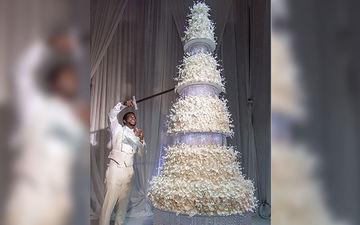 5 Gorgeous Celebrity Wedding Cakes To Inspire Your Own Wedding Cake