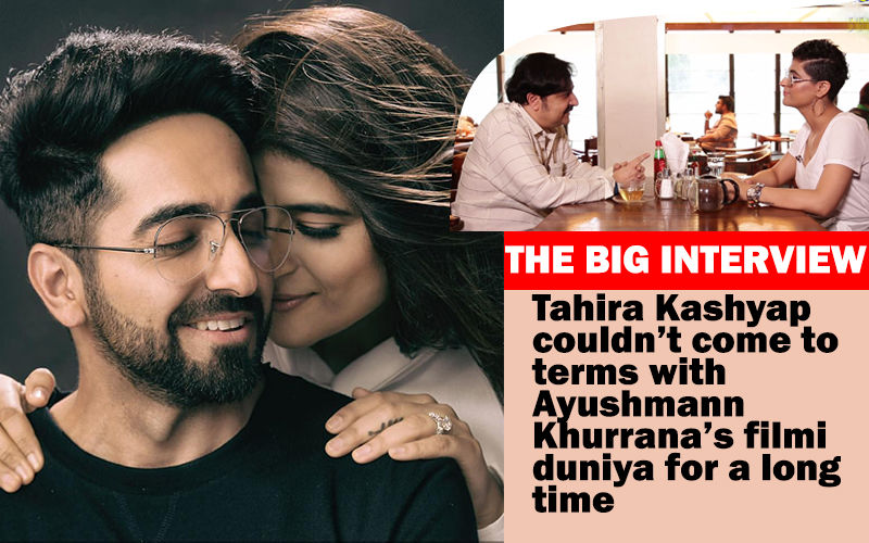 "Cancer-Survivor Tahira Kashyap: ""I Had Given Up On My Marriage With Ayushmann Khurrana, Many Times"""
