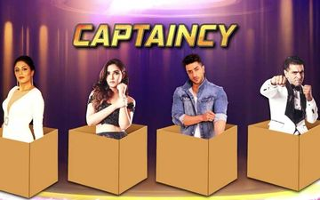 Bigg Boss 14 Captaincy Task: Eijaz Khan, Aly Goni, Jasmin Bhasin And Kavita Kaushik Fight Hard To Regain Captaincy; Ex-Captains To Stay Inside A Box