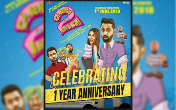 'Carry On Jatta 2' completes one year, the cast share posts on Social Media