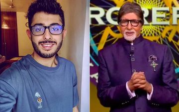 Kaun Banega Crorepati 12: CarryMinati Fans Rejoice As Amitabh Bachchan Asks A Question About The YouTuber And Praises Him