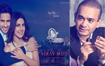 Celebrity Jewellery Designer Nirav Modi Booked In Rs 280 Crore CHEATING Case