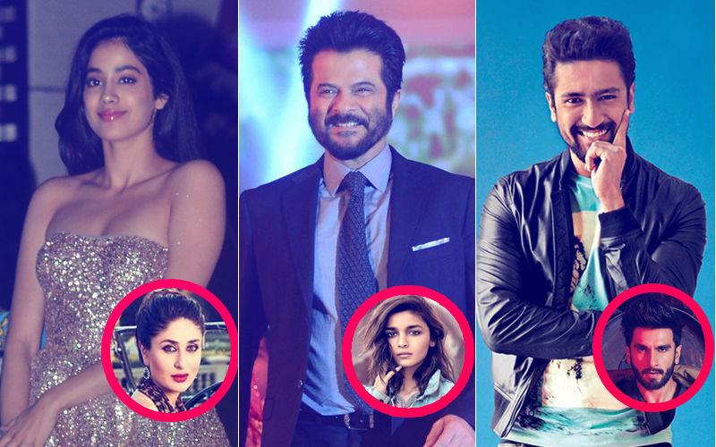 Janhvi Kapoor, Anil Kapoor, Vicky Kaushal Join Kareena Kapoor Khan, Ranveer Singh, Alia Bhatt To Sit On Takht