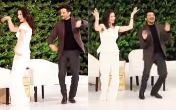 Catherine Zeta-Jones Sings Shah Rukh Khan's Om Shanti Om And Shakes A Leg With Anil Kapoor- WATCH VIDEO