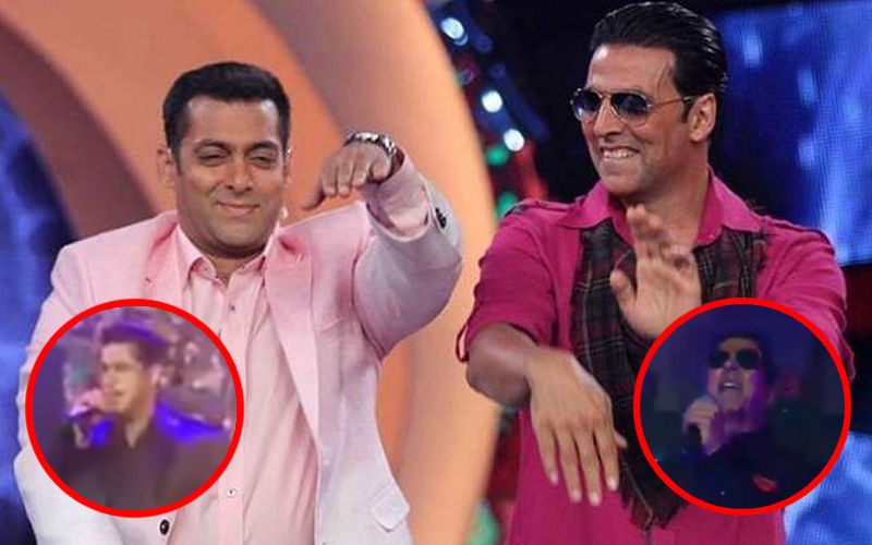 Caught On Camera: Salman Khan And Akshay Kumar Dancing Like There's No Tomorrow At This Big Fat Wedding