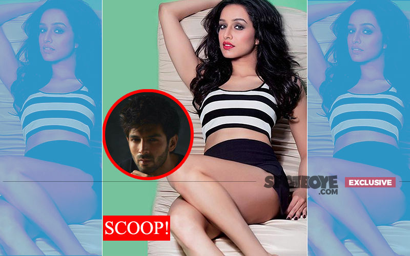 CAUGHT: Shraddha Kapoor-Kartik Aaryan On A Midnight Movie Date