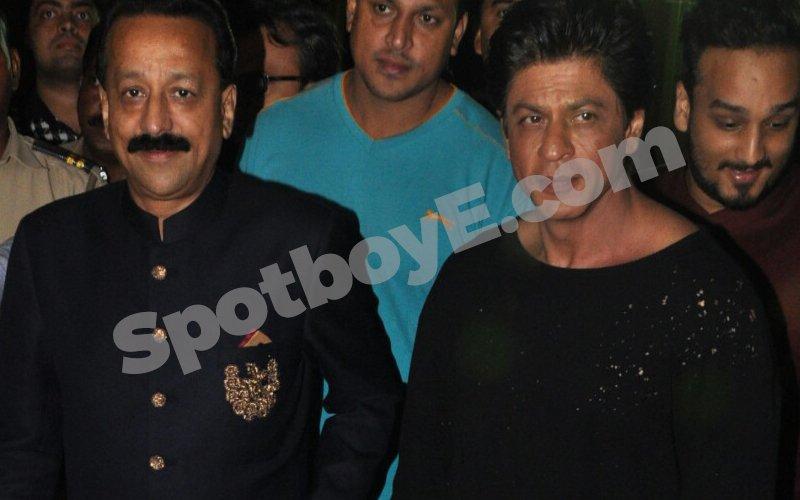 Shah Rukh, Katrina and Salman make Baba Siddique's Iftaar an affair to remember