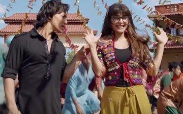 Tiger-Jacqueline teach you how to do Bhangra