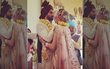 "Shahid Kapoor-Mira Rajput Celebrate Their 4th Wedding Anniversary; Wifey Writes, ""You Make My World Go Round"""