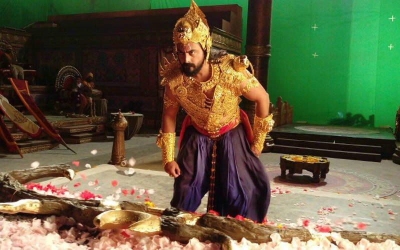 Meet the Raavan of Siya Ke Ram