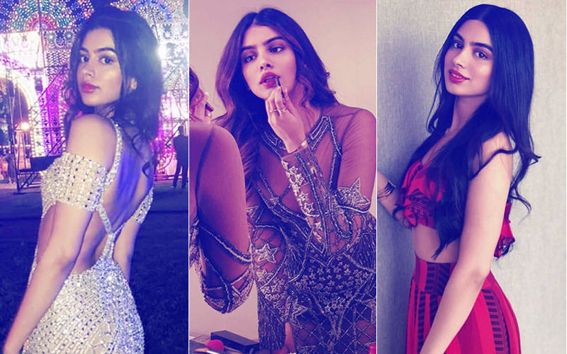 Khushi Kapoor Is Gearing Up For Bollywood And These Pictures Show That She Is A Perfect Fit!