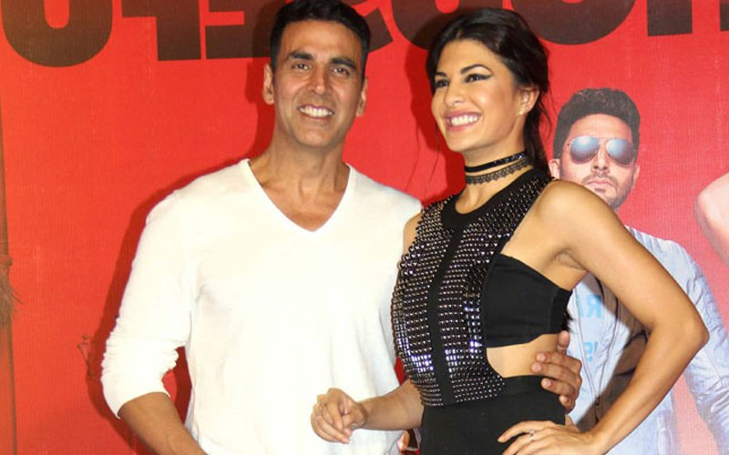 Watch Akshay-Jacqueline's funny 'face swap' video