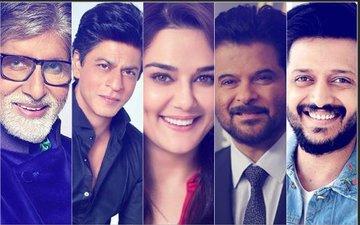 India WINS Under-19 World Cup: Big B, Shah Rukh Khan, Anil Kapoor, Priety Zinta & Riteish Deshmukh Congratulate The Team