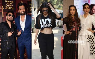 We know what Malaika, Arjun, Sonam, Mouni, Vicky Have Been Up To!