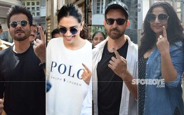 Maharashtra Assembly Elections 2019: Deepika Padukone, Hrithik Roshan, Anil Kapoor, Vidya Balan Among Others 'Get Inked'