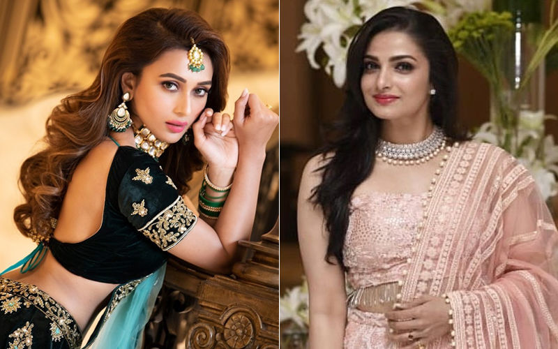 Here's What All Celebs Wore to Star-Studded Reception of Nusrat Jahan, Check Pics